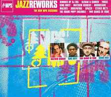 MPS-Jazz Reworks-CD-THE NEW MPS Sessions-Orchestre Erwin appuie -