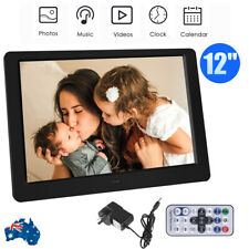 15'' LED Digital Photo Picture Frame MP3 Music Player Photography Remote Control