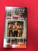 Vintage Sealed Star Trek The Gamesters Of Triskelion VHS Episode 46 1968