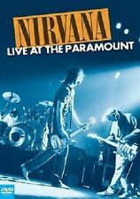 29443 // NIRVANA LIVE AT THE PARAMOUNT Halloween 1991 DVD NEUF SOUS BLISTER