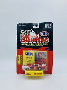 Racing Champions Jim Yates McDonalds 1/64 NHRA Pontiac Firebird Pro Stock 1997