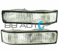 88-02 CHEVY GMC 1500 2500 3500 TRUCK SUBURBAN PARK SIGNAL LIGHT LENS SET NEW