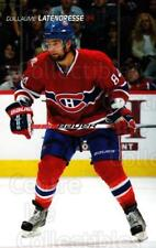 2009-10 Montreal Canadiens Postcards #15 Guillaume Latendresse