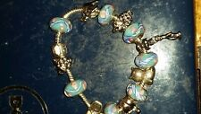 Real Pandora charm bracelet 925 silver