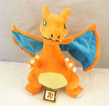 Pokemon Charizard Soft Plush Toy 12 inch Stuffed Animal Doll US Shipped X'mas