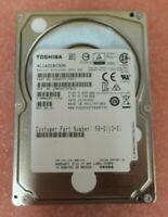 "Toshiba 300GB 10K 2.5"" 6Gb/s SAS Hard Drive HDD AL14SEB030N HDEBF05JFA51"