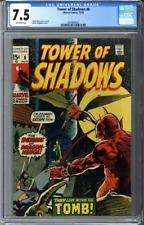 Tower of Shadows #8 CGC 7.5