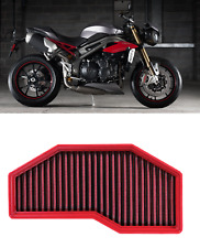 BMC FILTRO ARIA SPORTIVO AIR FILTER PER TRIUMPH SPEED TRIPLE 1050 R 2016 2017