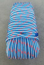 "1/2"" x 150' Arborist tree climbing rope 16 strand braided ! Free Shipping !"
