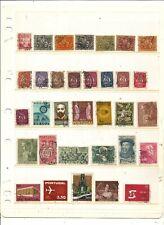 TOP NEEWS : petit lot de timbres VIEUX PORTUGAL .2scans ++++++
