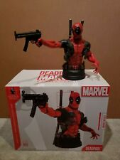 DEADPOOL Mini Bust GENTLE GIANT Limited Edition 80/1700 Marvel Comics MIB