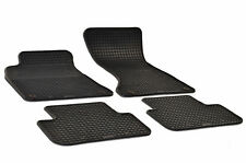 Original Lengenfelder Gummimatten passend für Audi A4 B8 + Gummi Fußmatten + NEU