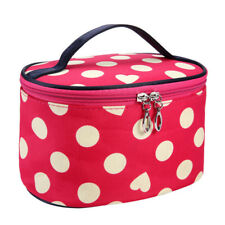 Women's Multifunction Travel Cosmetic Bag Makeup Case Pouch Toiletry Organizer