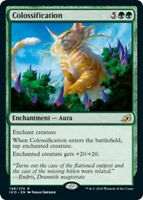MTG x4 Colossification RARE Ikoria: Lair of Behemoths NM/M Magic the Gathering