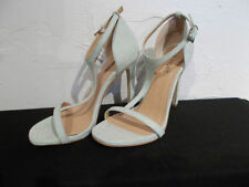 """Fiore Faux Suede Very High (greater than 4.5\) Women's Heels"""""""