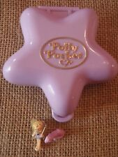 Vintage Bluebird Polly Pocket 1992 Fairy Fantasy Compact Complete Q1