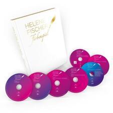 HELENE FISCHER-FARBENSPIEL / TOPGESCHENK / LIMITIERT BILDBAND+4 CDs+2DVDs+BluRay