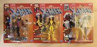 Marvel Legends X-Men Rogue Gambit Storm Target Retro *In Hand* 📦2-Day Ship📦