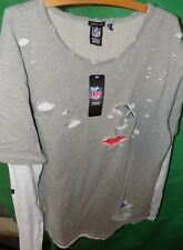 PITTSBURGH STEELER CRAZY SHIRT  NFL TEAM APPAREL XL   NEW WITH TAGS