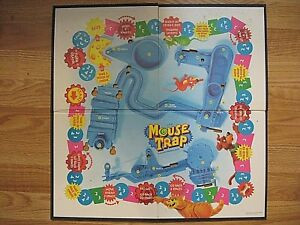 Mouse Trap Game Board Only 1999