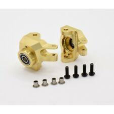 Hot Racing SCXT21HM Axial SCX10 II SCX2 Heavy Brass AR44 Steering Knuckles