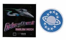 Galaxy Quest: Emblem Patch Movie Prop Replica from Loot Crate (BRAND NEW)