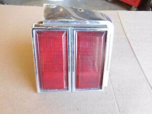 1984-1987 Oldsmobile Cutlass 4 Door Left Tail Light