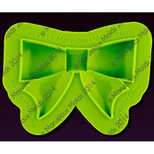 Elisa Strauss Vintage-Bow Silicone Fondant Mold by Marvelous Molds