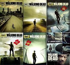 Walking Dead Season 1 - 6 Complete Seasons 1,2,3,4,5, 6 DvDs DvD Brand New
