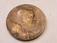 Medaille Bronze Auguste Slosse 1863 1930