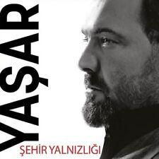 """YASAR -20.Yil Albumu-  """" Sehir Yalnizligi """"  Turkce Pop Album 2017 CD"""