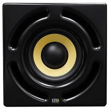 """KRK KRK12SHO 12"""" 400 Watt Powered Active Studio Subwoofer w/Class A-B Amplifier"""