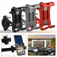 Aluminium Alloy Mobile Phone Holder Stands For Bicycle Motorcycle Metal Mountain