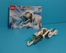 LEGO Technic, Robo Riders - Frost (8511) & Manual