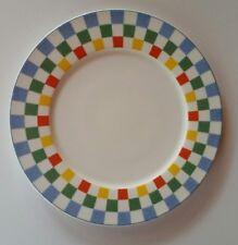 "Villeroy & Boch Tipo Viva Checkered 12"" Buffet Dinner Plate Platter NWT NEW"