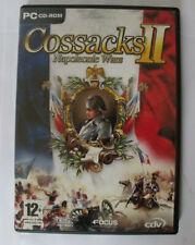 COSSACKS II 2 napoleonic wars - jeu complet PC