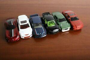 HOT WHEELS Lot of 6 car toys