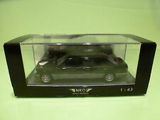 NEO SCALE MODELS 1:43 - MERCEDES V124 LANG  NO= 44245 - GOOD CONDITION IN BOX