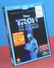 Disney's Tron (Blu-ray/Dvd, 2011, 2-Disc Set, Special Edition)