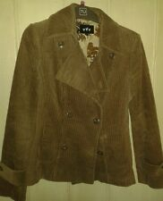 Per una double breasted jacket UK 8