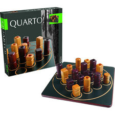 NEW IN BOX Gigamic Wooden Quarto Classic Board Game - Strategy Game 2 Players