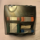 Fellows Soft Works Diskette Tray with 44 Memorex Discs and Labels