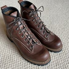 RED WING Heritage Lineman Boots 2936 US8D UK7 EU41 CM26 RARE