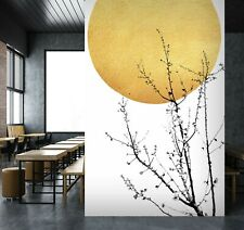 3D rama Ciruela Yello sic N16 Wallpaper mural auto-adhesivo Boris draschoff un