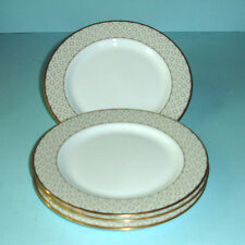 Kate Spade WAVERLY POND SET/4 Bread \u0026 Butter/Appetizer Tidbit Plate(s & Kate Spade White Lenox China \u0026 Dinnerware | eBay