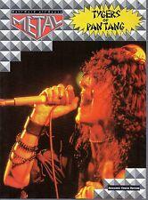 Poster Story.Metal.Tygers of Pantang,iii
