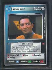 Star Trek BOG RARE Enrique Muniz NM/M
