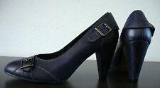 BELSTAFF LADY Shoes Schuhe Pumps Damen Leder Antique Purple Gr.37 NEU