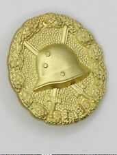 German WW1 Imperial Wound Badge in Gold