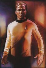 Star Trek 25th Anniversary Captain Kirk Poster by Drew Struzan 27x40 NEW 1991
